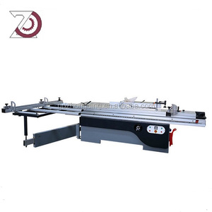Wood Cutting Machine Automatic precision sliding table panel saw