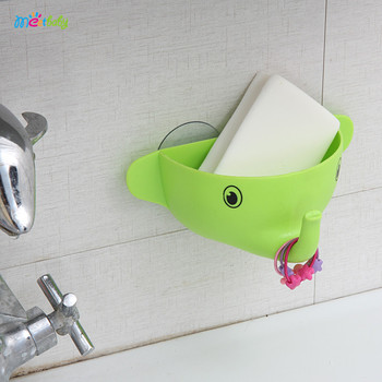 Wall Mounted Design Baby Kids Bath Toy Storager For Bath Shower Room Bath  Toy Organizer
