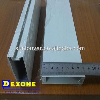 Aluminum Rectangle Profile   Aluminum Extrusion Section   Aluminum ...