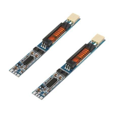 SODIAL(R) 2pc 1 Lamp Backlight Universal Notebook Laptop LCD Screen Display Inverter 5-28V