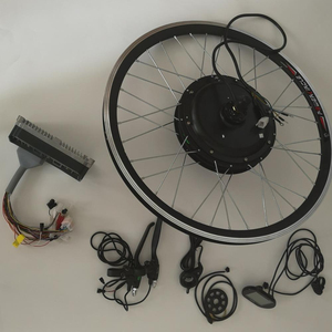 Hot sale! 48v 1500w CE/EMC approved ebike conversation kit for 26inch MTB