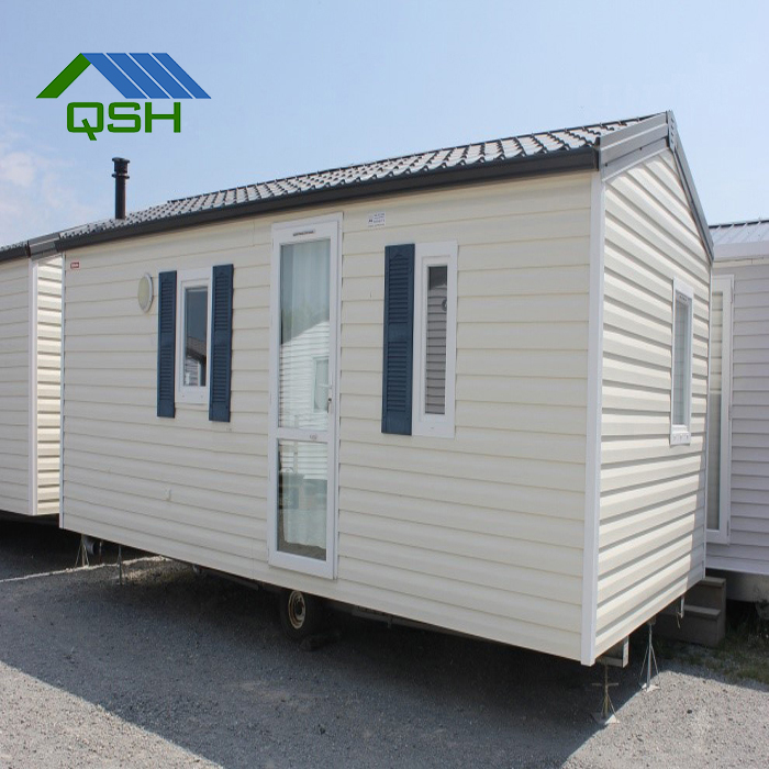 Factory price steel structure & sandwich panel prefabricated mobile homes