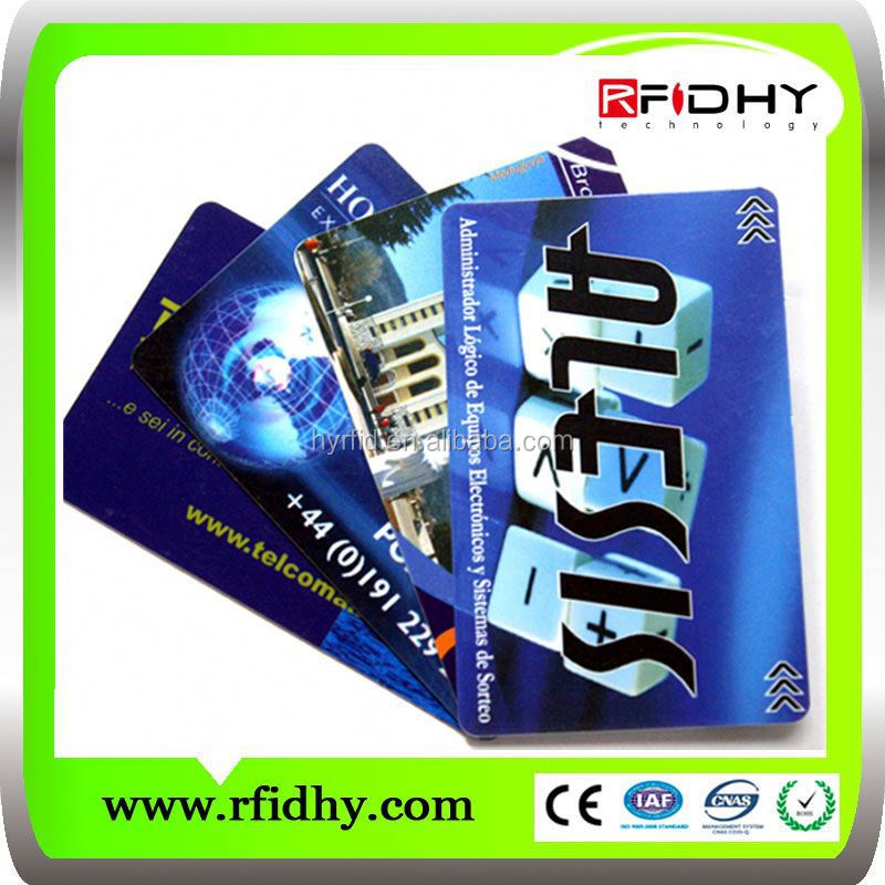 High power t5577 card/hotel key card with factory price and free samples