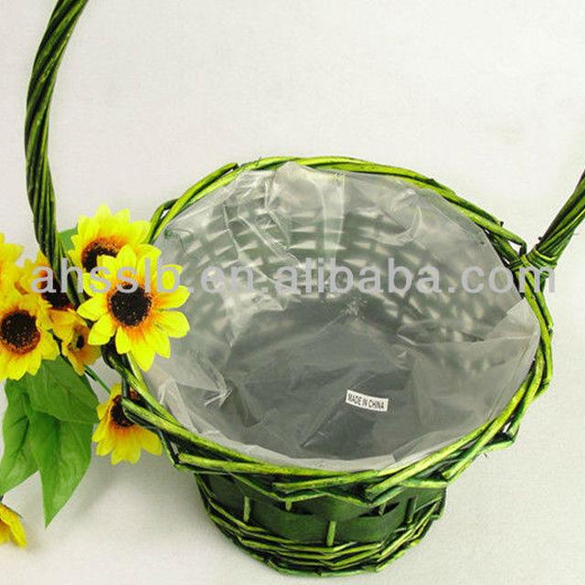 Promoción cesta de mimbre manejar 28478a64f4b7