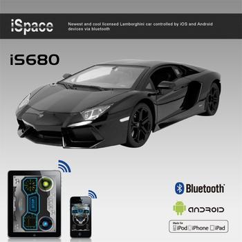 Is680 Bluetooth Lamborghini Ride On Toy Car