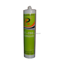 Eco-friendly marble neutral silicone sealant