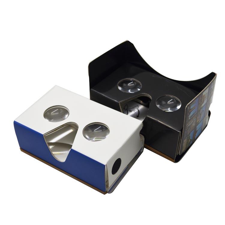 Diy Google Cardboard Vr Kit 3d Virtual Reality Headset