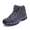 Drop Shipping Men Outdoor Anti-Slip Shoe Waterproof Hiking Shoes