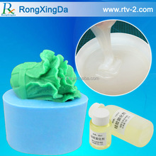 Easy to mold raw silicone rubber for GRP, GRC casting
