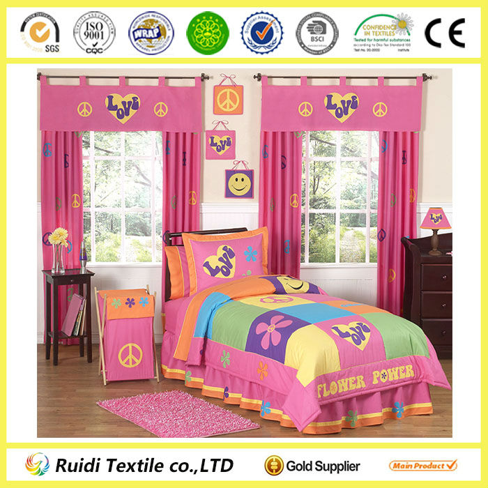 New Arrival Custom Children Cartoon Bedding Set , Cartoon Bed Sheet , Cartoon Bed Cover