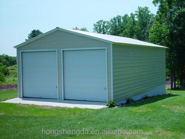Conomique portable cadre en acier voiture garage hangars for Vendre voiture garage