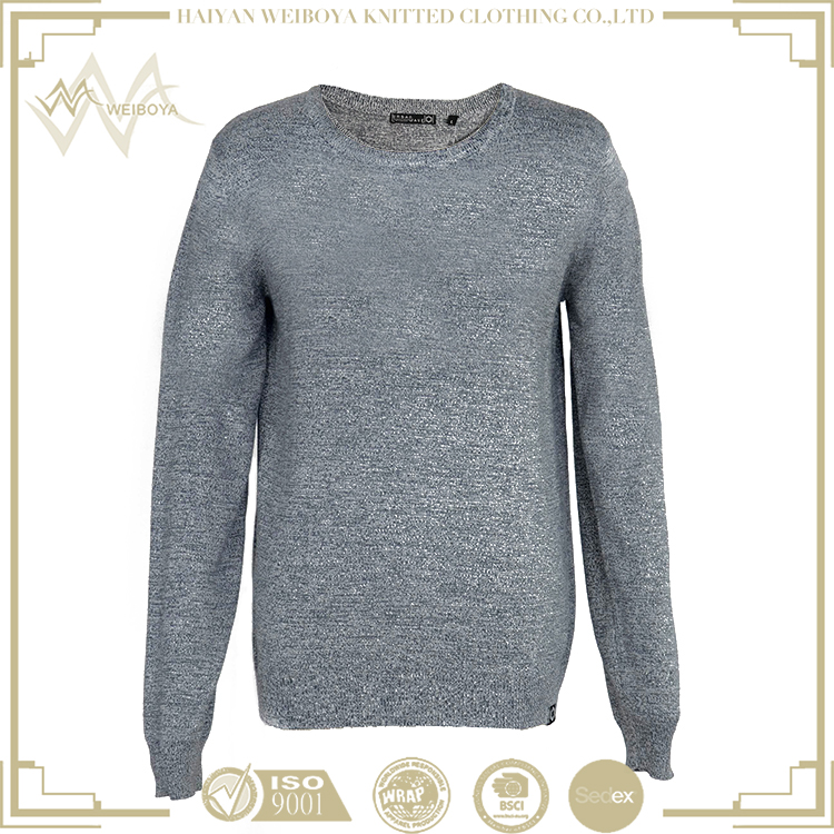 2017 Best Selling fashion boys knitting pullover men sweater 2017