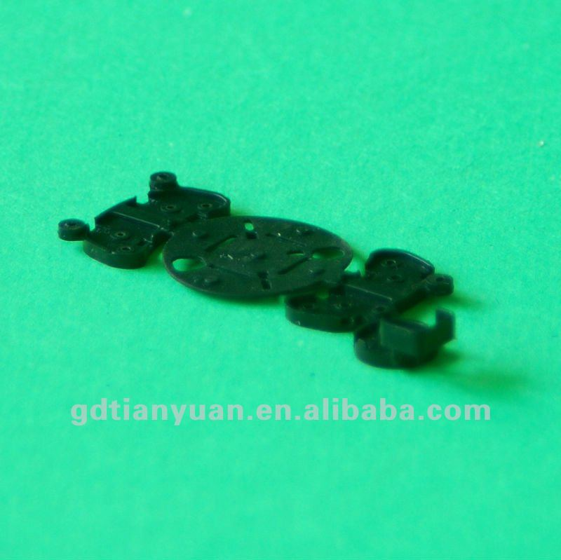 liquid silicone rubber camera part(valve, seals)