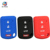 AS083014 silicone rubber car key cover for Mitsubishi