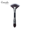 Double end Free sample powder brush fan brush makeup brush