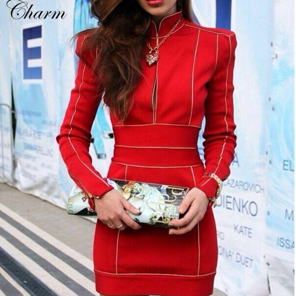 high neck dress celebrity - photo #20