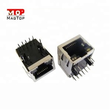 RJ 45 1000 MagJack ethernet <span class=keywords><strong>connecteur</strong></span> fabricant