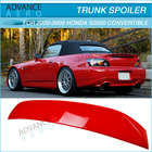 For 2000-2009 HONDA S2000 AP1 AP2 CONVERTIBLE OE STYLE #R510 PAINTED TRUNK SPOILER