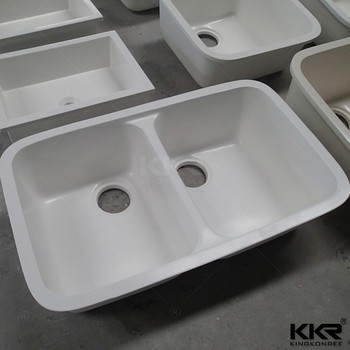 Custom Size Kitchen Sink In Singapore,Solid Surface Portable ...