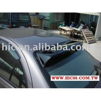 Roof Visor Rear Window Sun Visor Car Sun Guards for 01~ Sentra  Sunny 1d1c10244fe