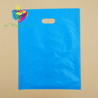 china factory cheap Custom Printed Durable Plastic Shopping Bag for Stores Used