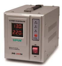 SVE-2000VA Single Phase Relay Tipe Tegangan Stabilizer Voltage <span class=keywords><strong>Regulator</strong></span>
