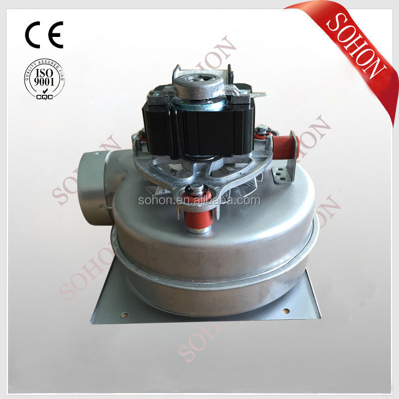 High quality AC blower fan for combination gas boiler(9703C3-B)