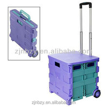 2017 fold up collapsible plastic crate