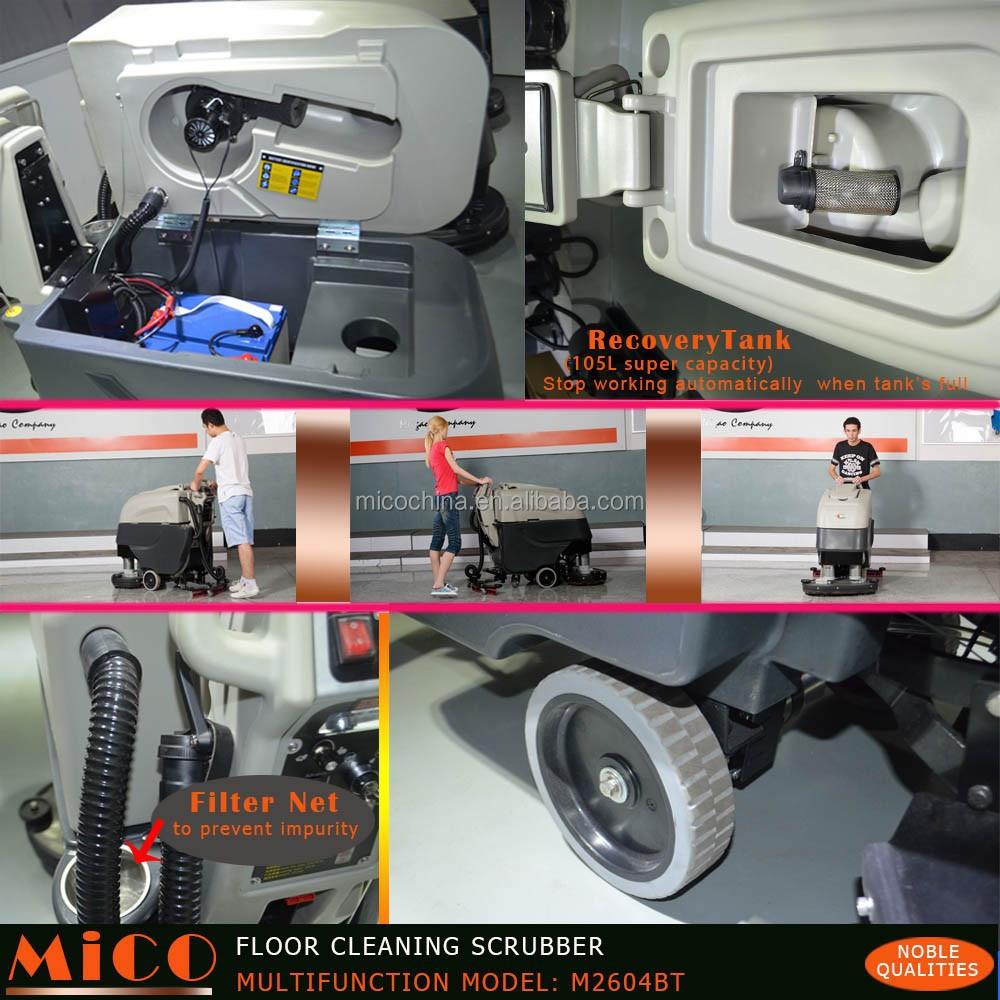 professionnel carrelage m2603bt machine de nettoyage balayeuse de plancher id de produit. Black Bedroom Furniture Sets. Home Design Ideas