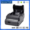2016 hot sale portable printer manufacture for 58mm