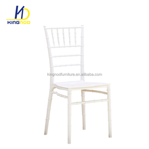 Commercial Cheap Wedding Event Party White Chiavari Chair