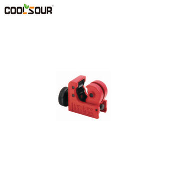COOLSOUR Refrigerator Tools Copper Aluminium Tube Cutter Mini Hand Pipe Cutting Tool