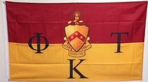 Phi Kappa Tau Official 3' X 5' Flag