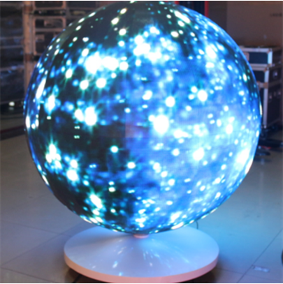 Creative Spherical LED Display with High Quality for Sale, 360 Global LED Video Ball Screen
