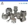 High quality Brass/Stainless Steel/PP/Nylon/Aluminum camlock fittings