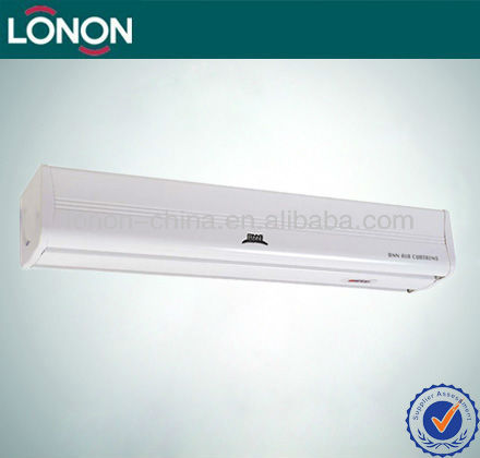 BNN Straight Remote Controlled Ventilation Air Curtain