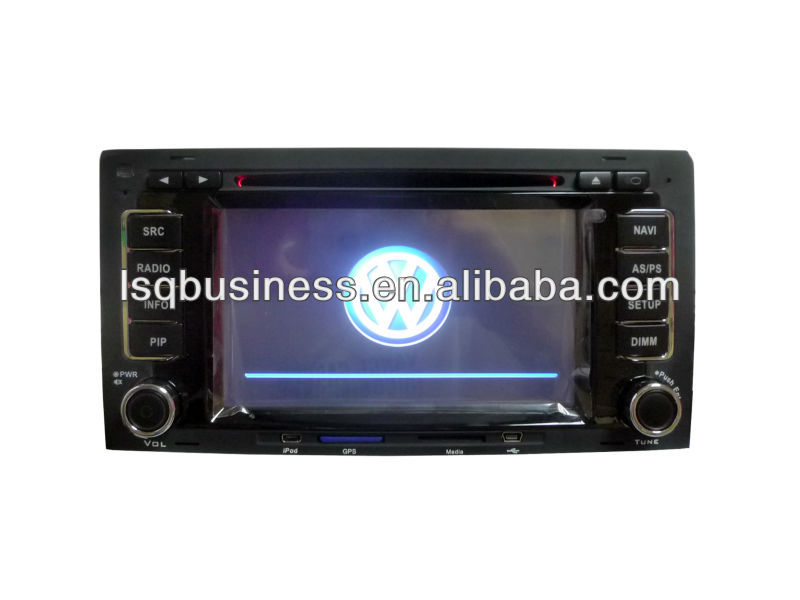 Car MP3 player for Volkswagen Touareg with Bluetooth mp4 Ipod DVD Iphone GPS,ST-7090