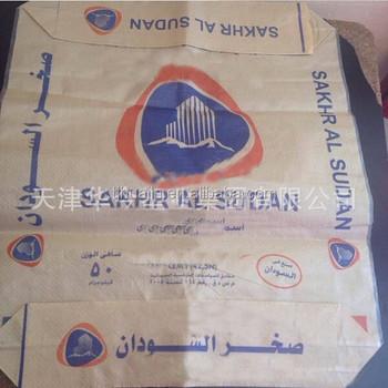 Ad Star Valve Bag/pp Valve Cement Bag/25kg Cement Bag