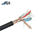 2 core high grade multicores cable low noise microphone cable