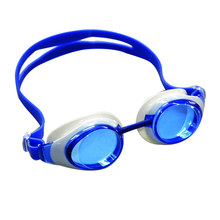 Promotion Junior Cute Funny Swim Goggles For Kids With Anti Fog