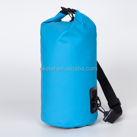 Manufacturer Ripstop Green Waterproof Drybag For Canoeing