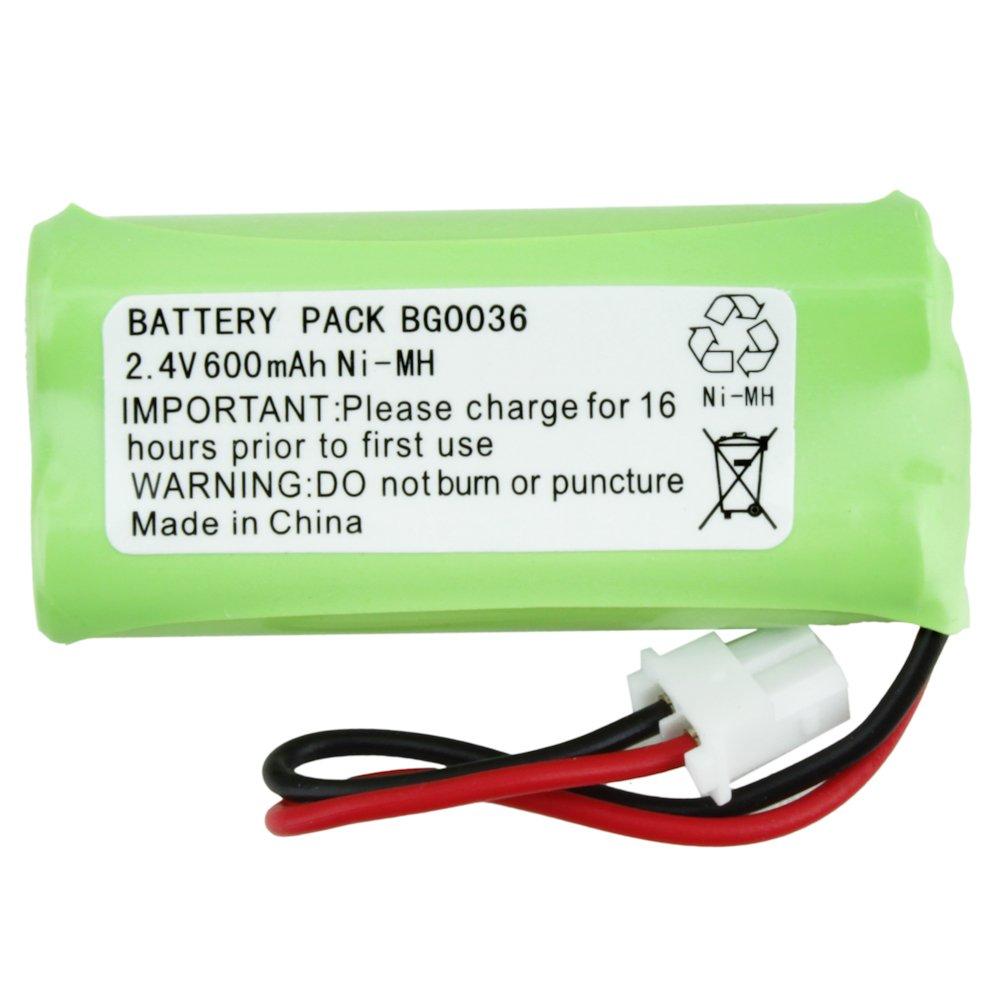 Fenzer Rechargeable Cordless Phone Battery for Vtech BT162342 BT-162342