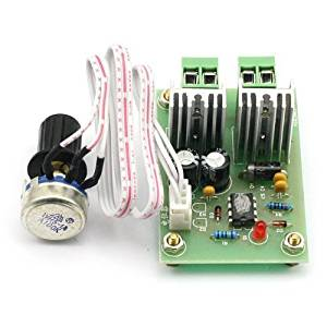 DITOP® New PWM DC Converter, 12V-36V 5A 10A DC Motor Speed Adjuster Controller Driver