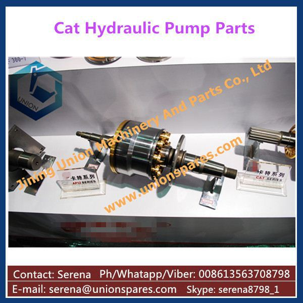 excavator hydraulic spare piston pump parts for Caterpillar 963