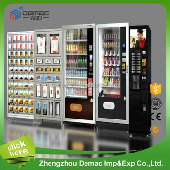 Factory Price Nespresso Vending Machine Reverse Osmosis