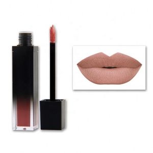 Your Logo Lipgloss Makeup Low Price Private Label Lipstick Matte Lipgloss