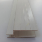 new product OEM PVC C Shaped Corner Angle Protection Plastic Extrusion Profiles