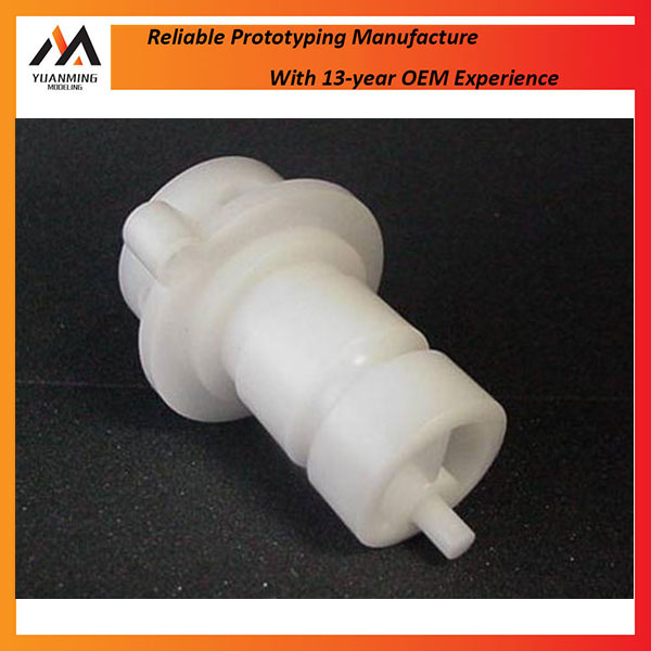 Pre-Production Bridge Tool Injection Molded Consumer Component
