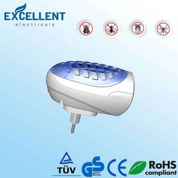 Plug In Electronic Mosquito Repellent With Uv Led Light Mosquito ...