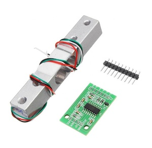 Taidacent 24 bit analog to digital 1kg hx711 prototype digital load cell weight small scale load cell amplifier weight sensor